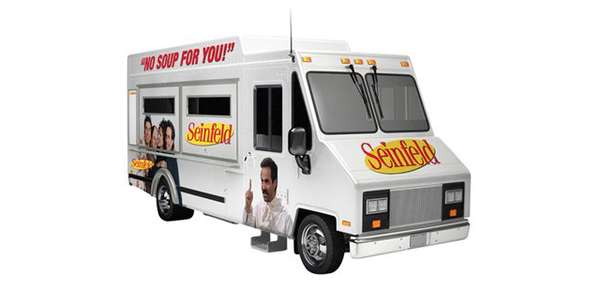 T.V-Inspired Food Trucks