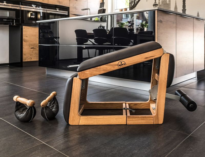 Modular Athletic Training Furniture