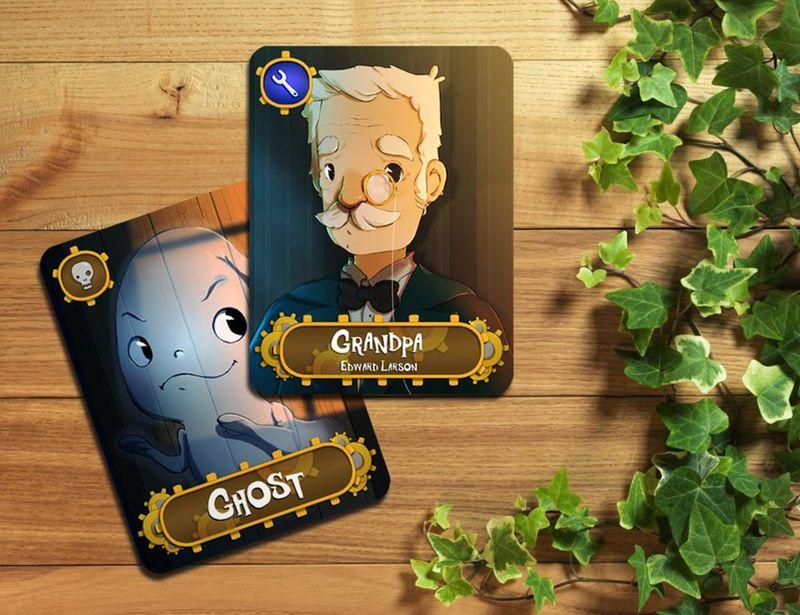 Amateur Detective Card Games