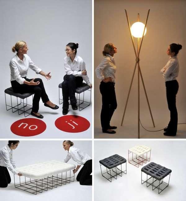 Minimalist Modular Furniture
