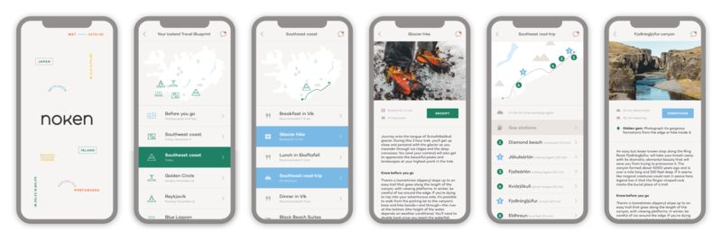 Duration-Based Travel Itinerary Apps