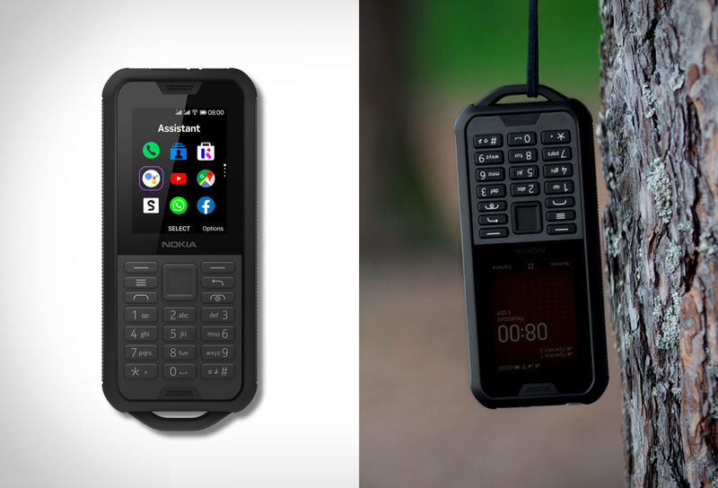 Rugged Feature-Rich Cellphones