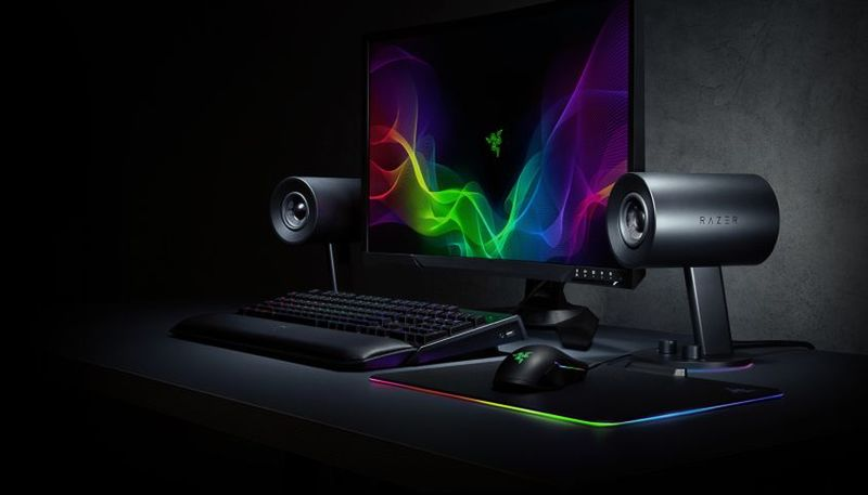High-End Immersive Gamer Speakers