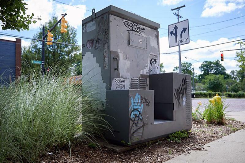 Urban Camouflage eBikes