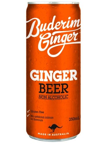 Non-Alcoholic Ginger Beers