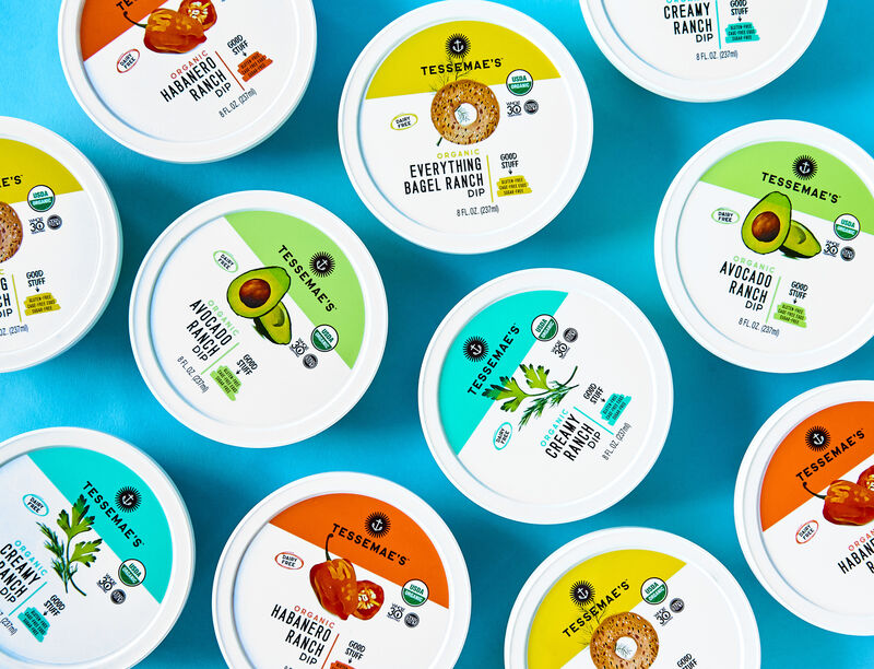Clean-Label Non-Dairy Dips