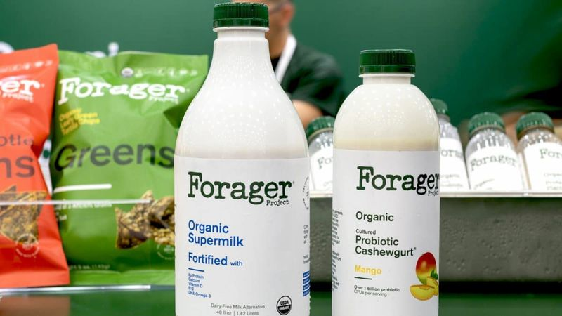 Ultra-Fortified Non-Dairy Drinks