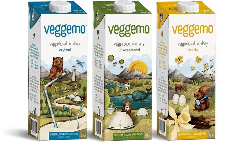 Vegetable-Based Milks