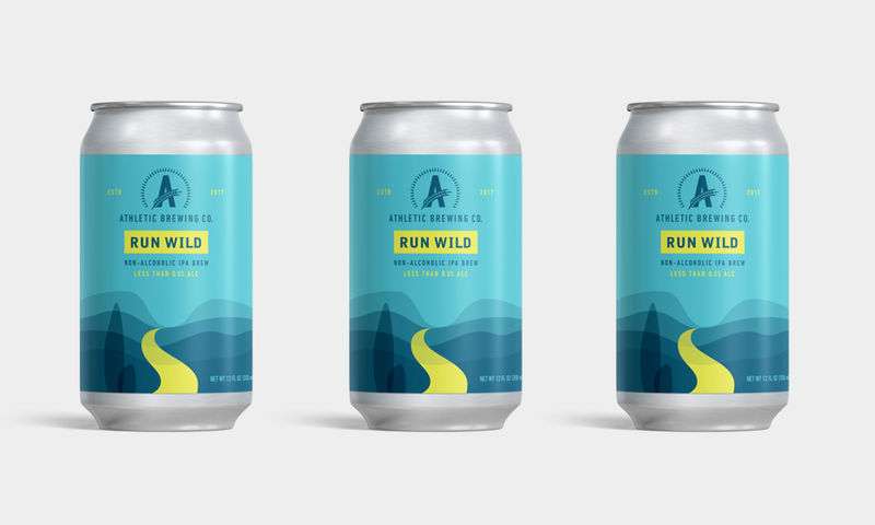 Athletic Alcohol-Free Beers