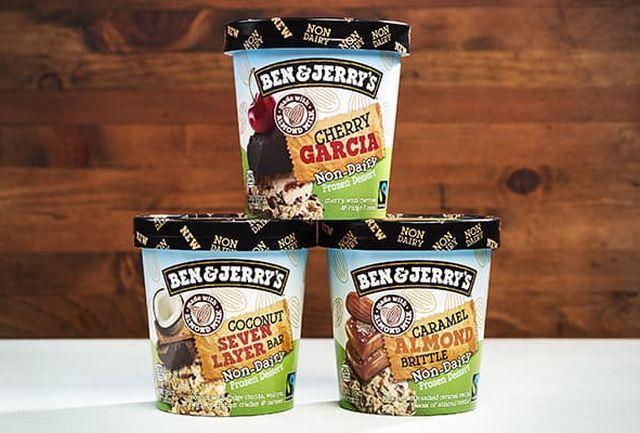 Branded Dairy-Free Desserts