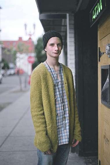 Shabby-Chic Menswear