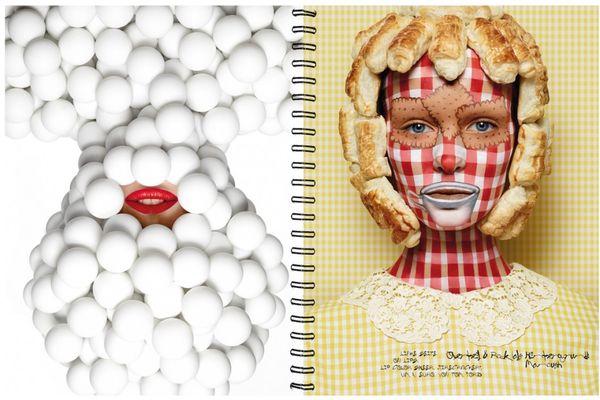 Illusionary Beauty Editorials