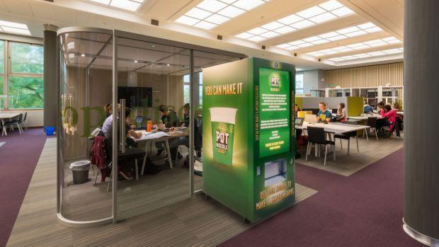 Studious Noodle Vending Machines