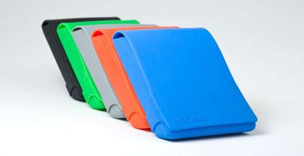 Color Coordinated Wallets
