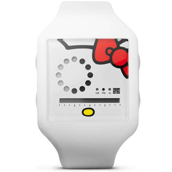 Minimalist Feline Timepieces