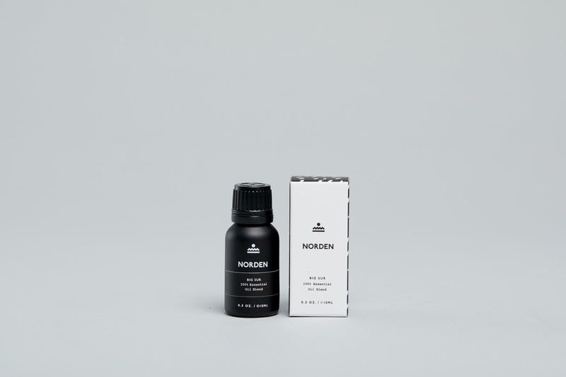 State-Inspired Diffuser Scents