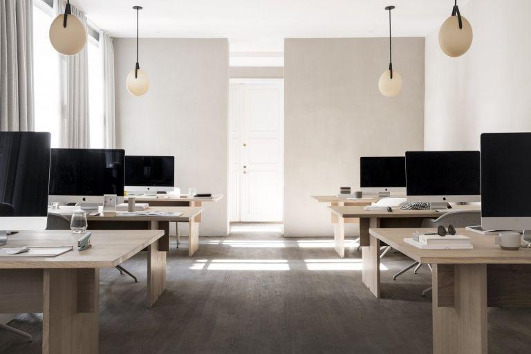 Sparse Office Designs