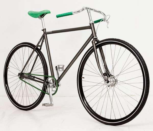 Sleek 50s-Inspired Cycles