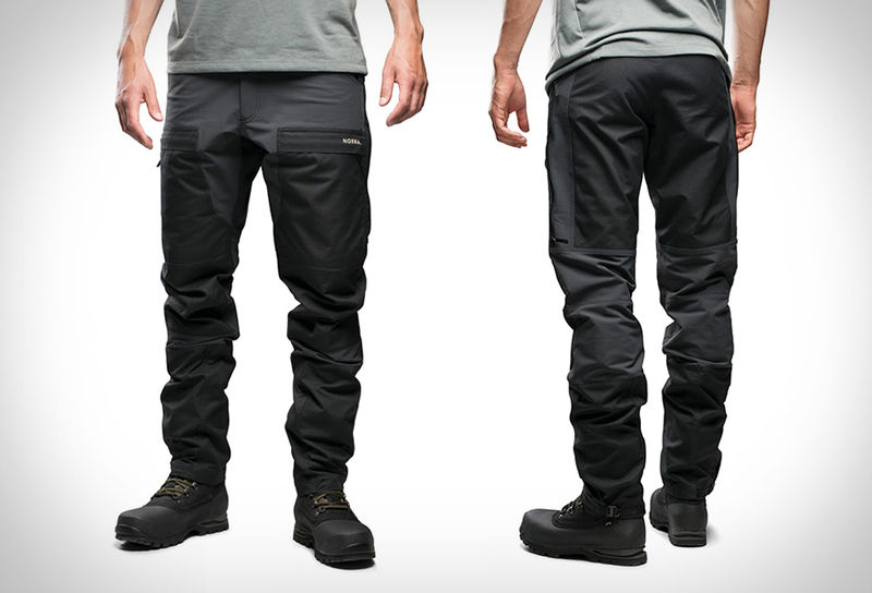 Rugged Outdoor Lifestyle Pants