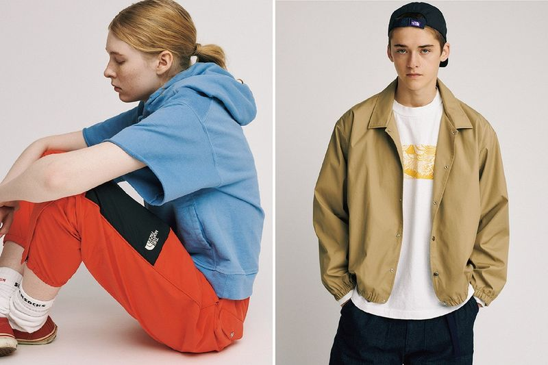 Technical Bright Spring Collections
