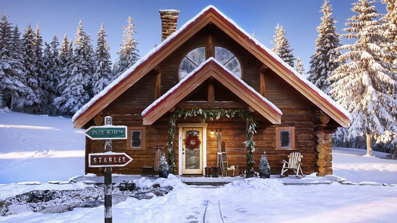 Fictional Holiday Home Tours