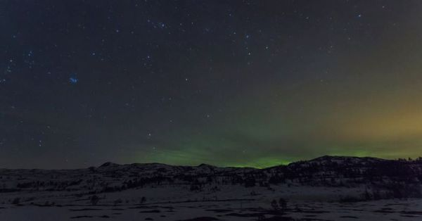 Northern Lights Timelapses