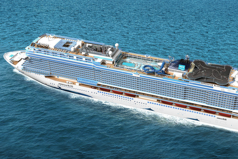 Youth-Focused Cruise Ships
