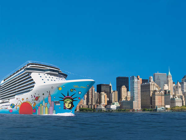 New York-Inspired Cruise Ships