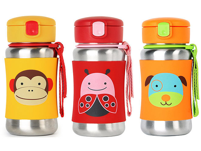 Animal-Inspired Water Bottles