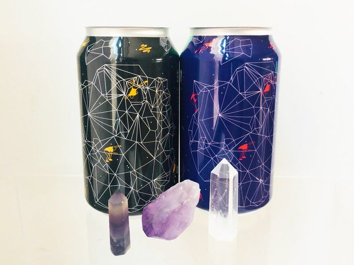 Crystal-Paired Nostalgic Beers