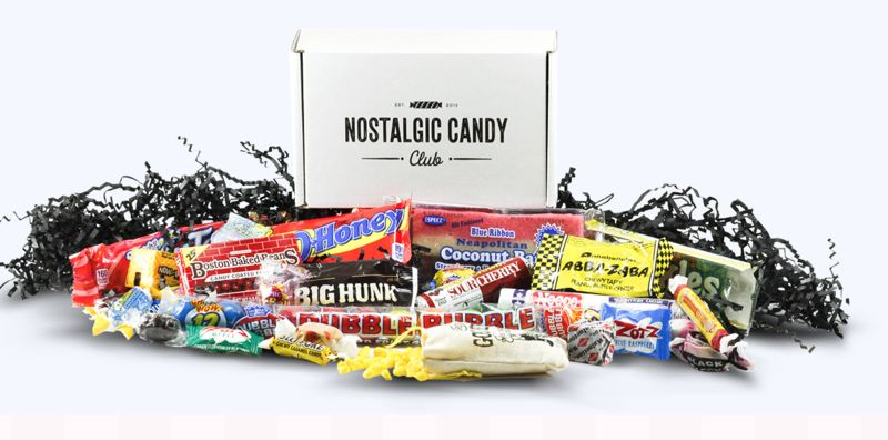 Retro Candy Subscriptions