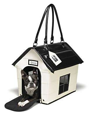 Dog House Purse