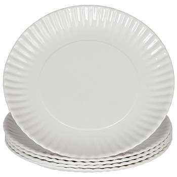 Deceiving Disposable Dishware