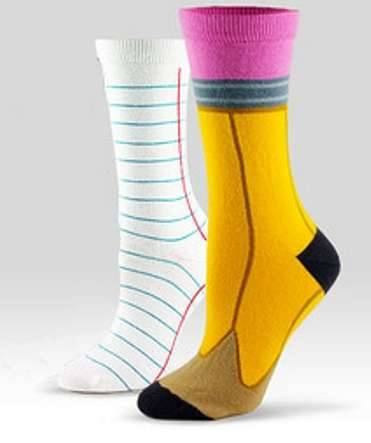 Footwear for Writers
