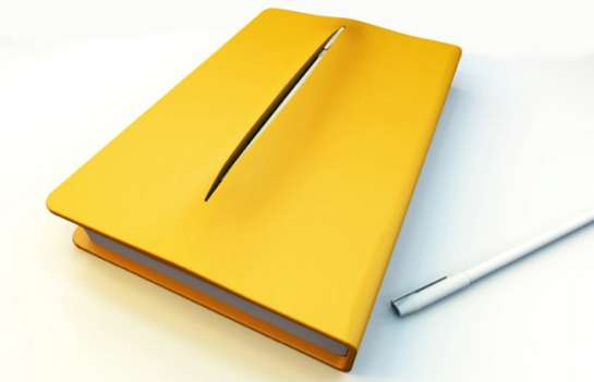 Pencil Case Writing Pads