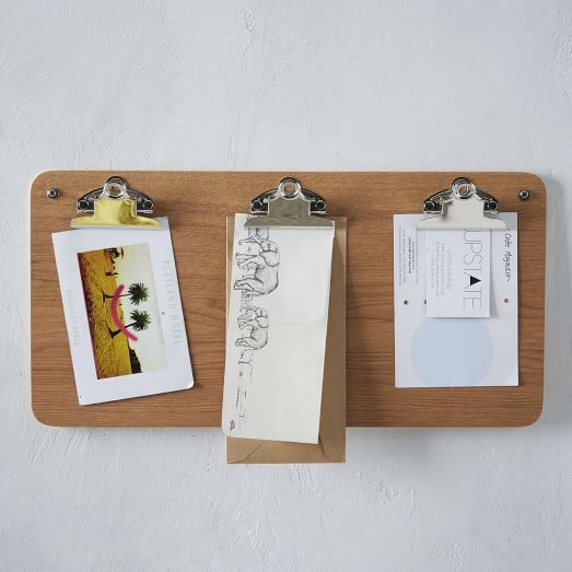 Clipboard Wall Storage