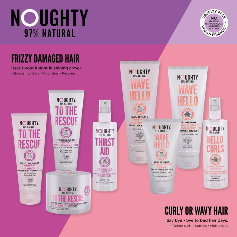 Diverse Haircare Product Expansions