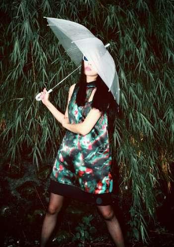 Radical Rainy Day Attire