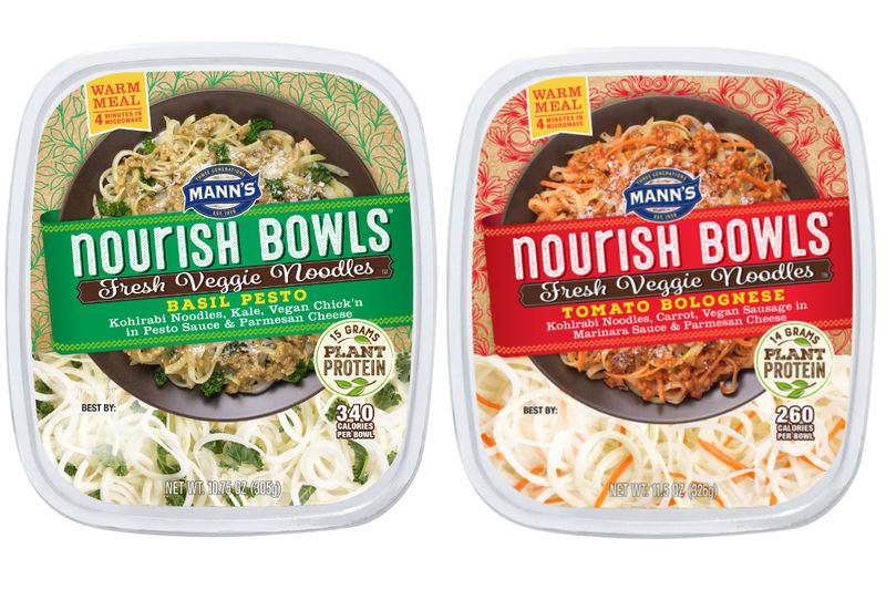 Plant-Based Noodle Bowls