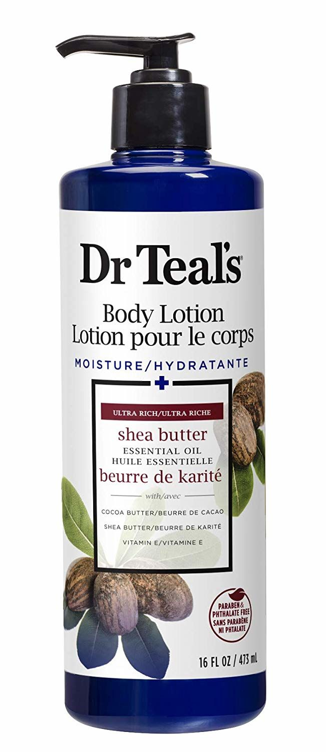 Soothing Essential Oil Lotions