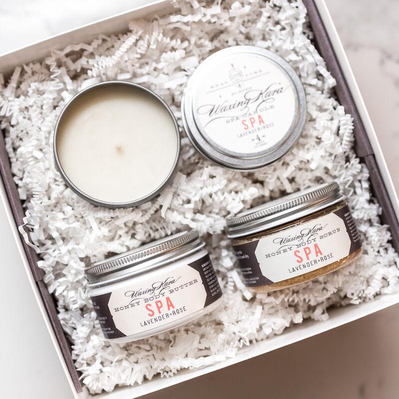Nourishing Spa Gift Sets