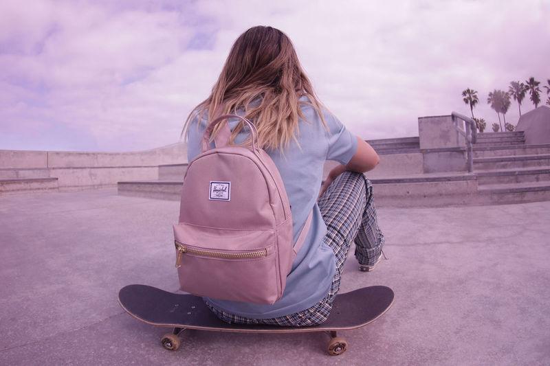 Hip Miniature Backpacks