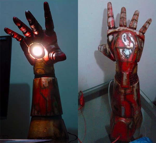 Heroic Icon Hand Illuminators