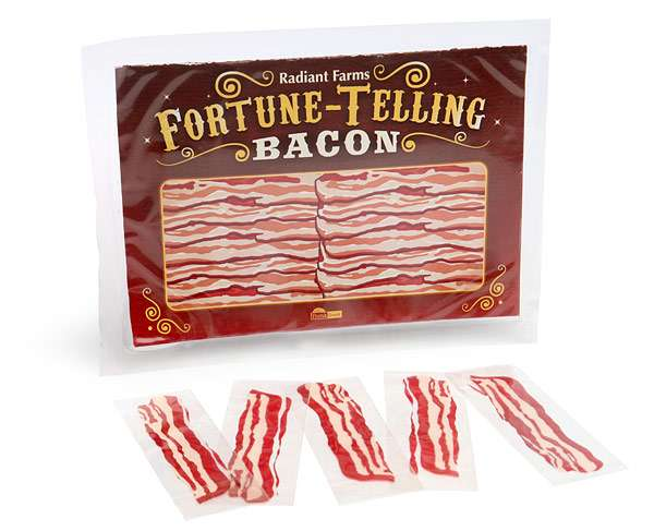 Premonitory Bacon Strips