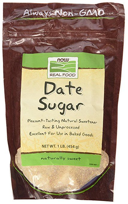 Single Ingredient Date Sugars