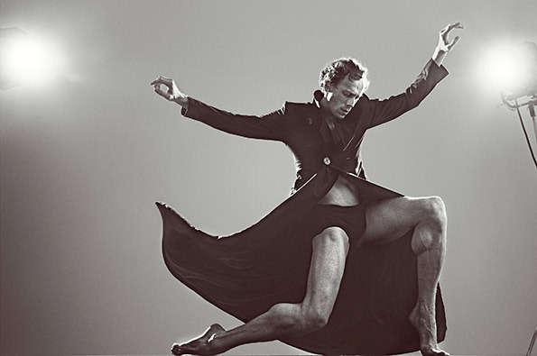 Dramatic Dancer Portraits
