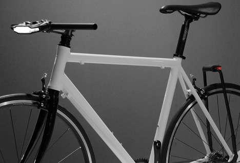 Bicycle Light Locks