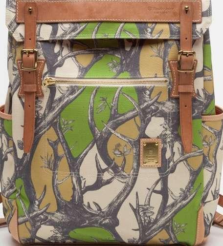 Camo Foliage Rucksacks