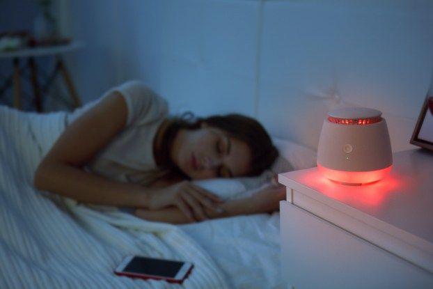 Smart Aromatherapy Alarm Clocks