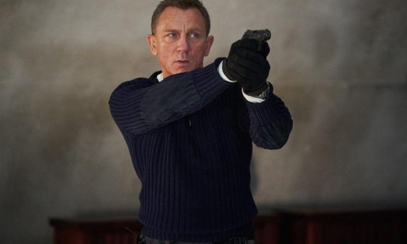 Celebratory Secret Agent Sweaters